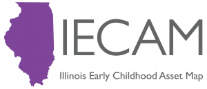 Logo for Illinois Early Childhood Asset Map (IECAM)